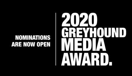 2020 Greyhound Media Award – Nominations now open thumbnail