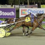 Bull Salutes On Ideal Night For Hall Stable thumbnail