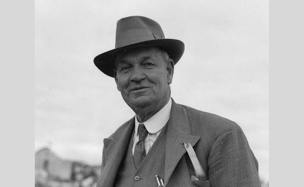 Thoroughbred Associate Nominee: Albert Edmund Cockram thumbnail