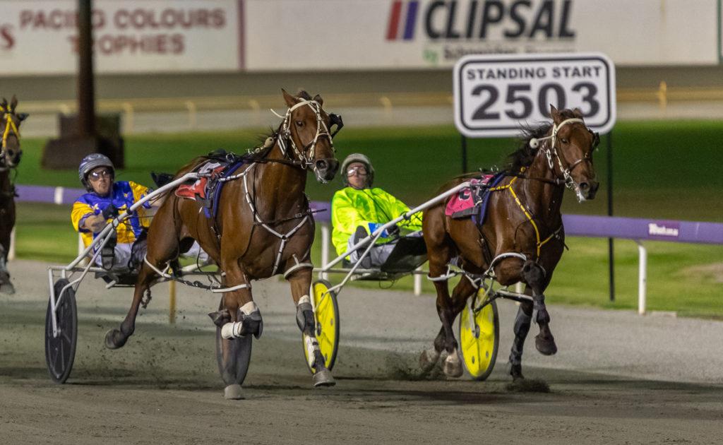 Eloquent Mach Sweeps Derby Lead Ups thumbnail