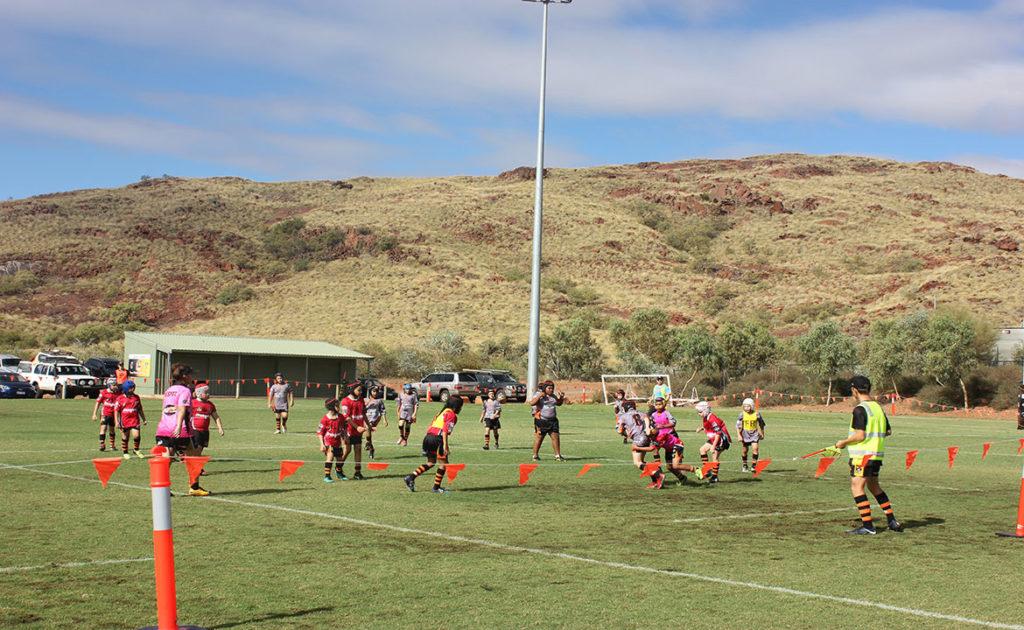 Karratha Junior Rugby League awarded Community TAB Sports Grant thumbnail