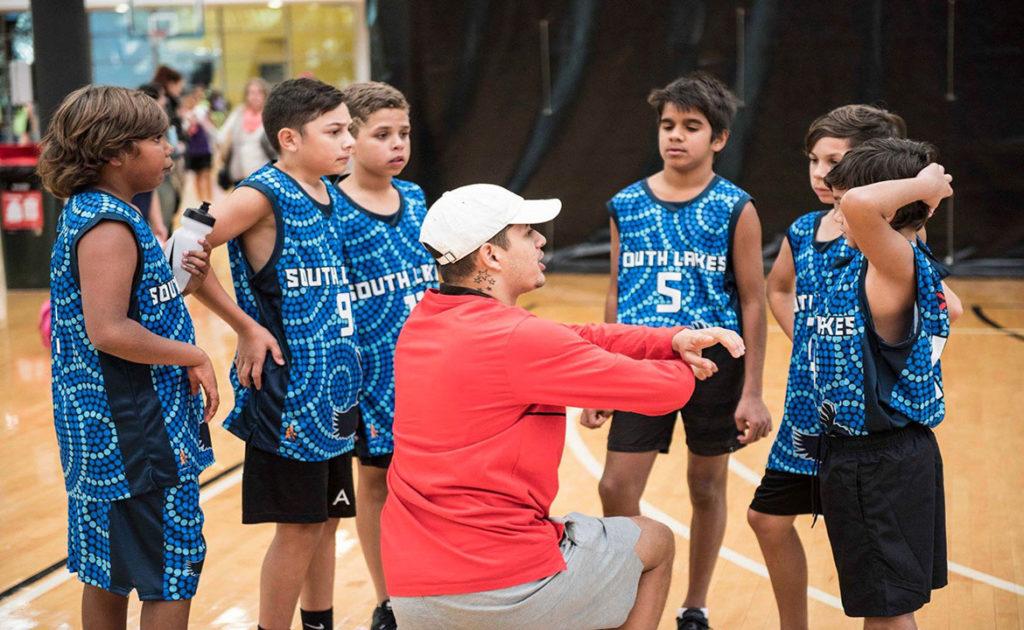 Keralup Aboriginal Basketball Club awarded Community TAB Sports Grant thumbnail