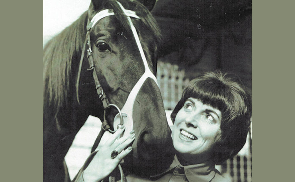 Thoroughbred Associate Nominee: Marjorie Charleson thumbnail
