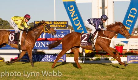 Exciting Kalgoorlie Speedster Perth-Bound thumbnail