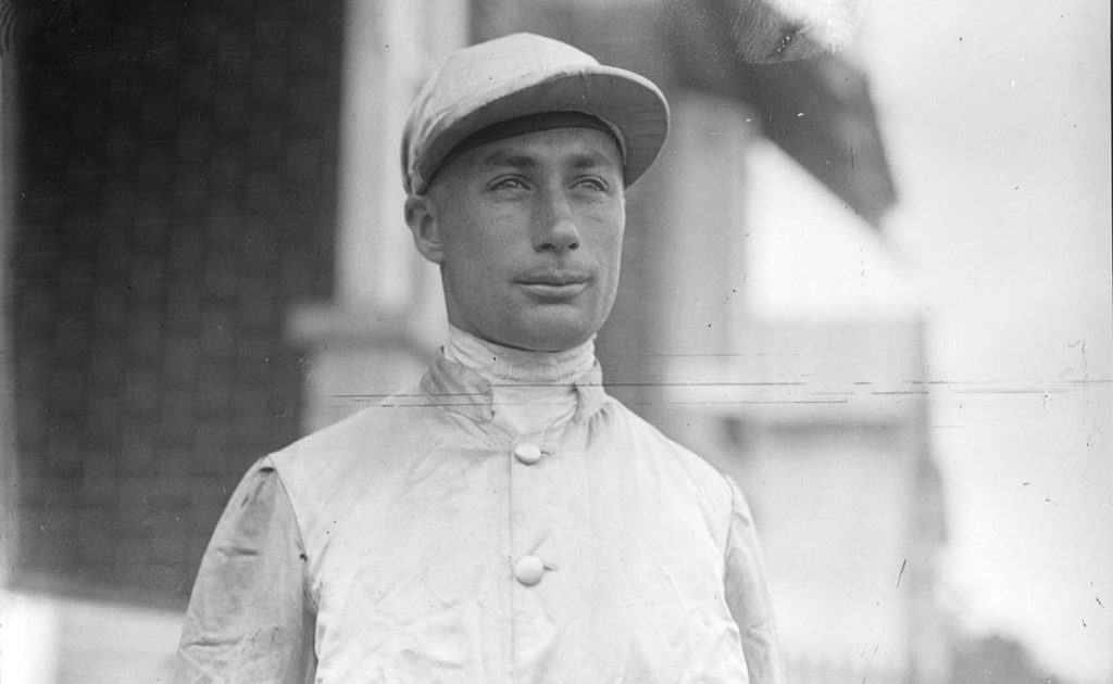 Thoroughbred Jockey Nominee: RG (Bobby) Morley thumbnail