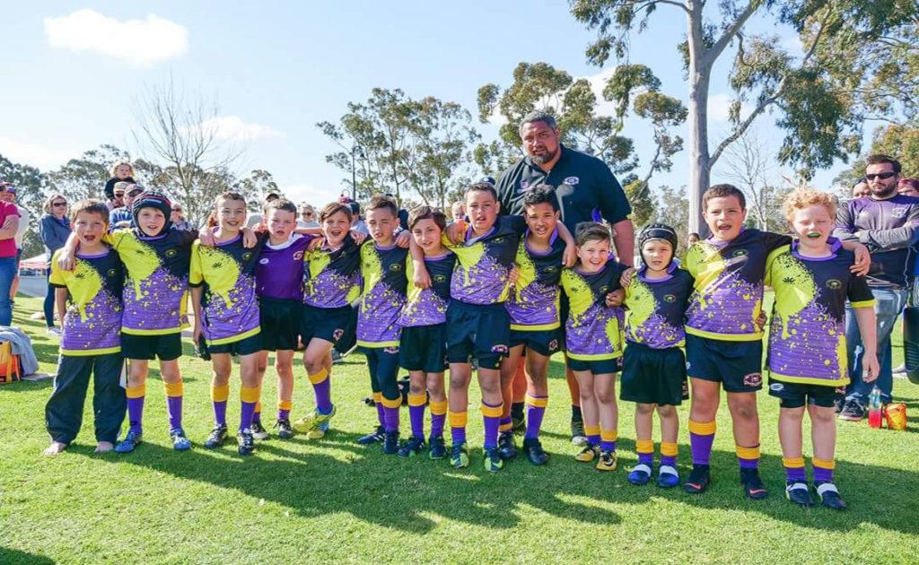 Rockingham Rugby Union Football Club awarded Community TAB Sports Grant thumbnail