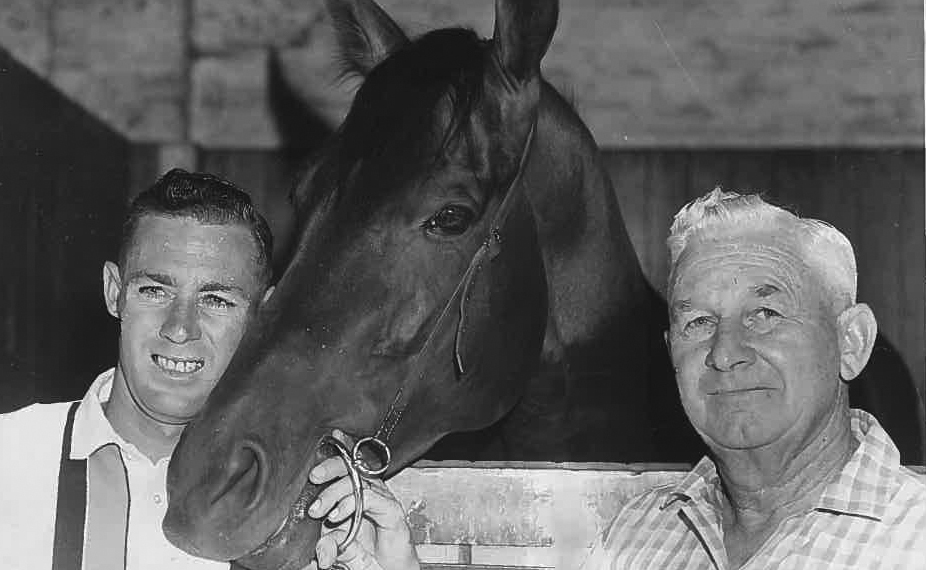 Thoroughbred Trainer Nominee: F (Ted) McAuliffe thumbnail