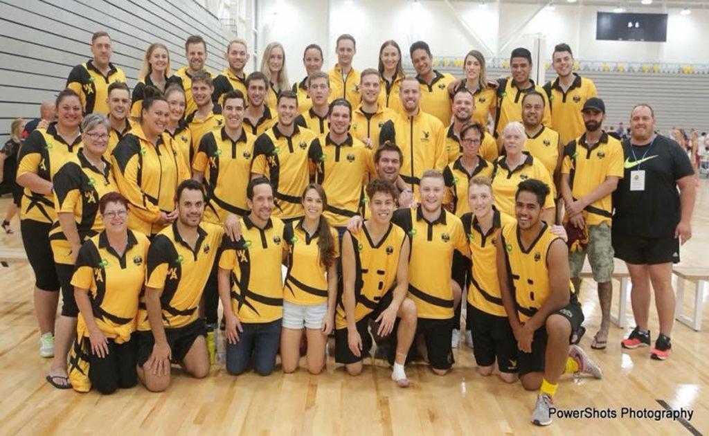 West Coast Men's and Mixed Netball Association awarded Community TAB Sports Grant thumbnail