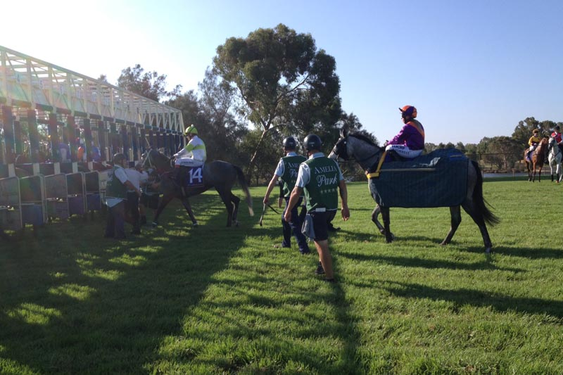 Comeback Jockey Determined To Win Back Respect Of Peers
