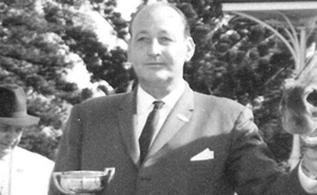 Inductee 2007: Sir Ernest Lee Steere thumbnail