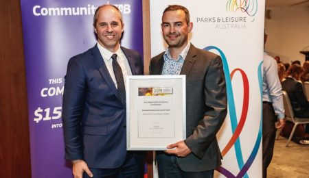 Community TAB supports Parks & Leisure Awards four years running thumbnail