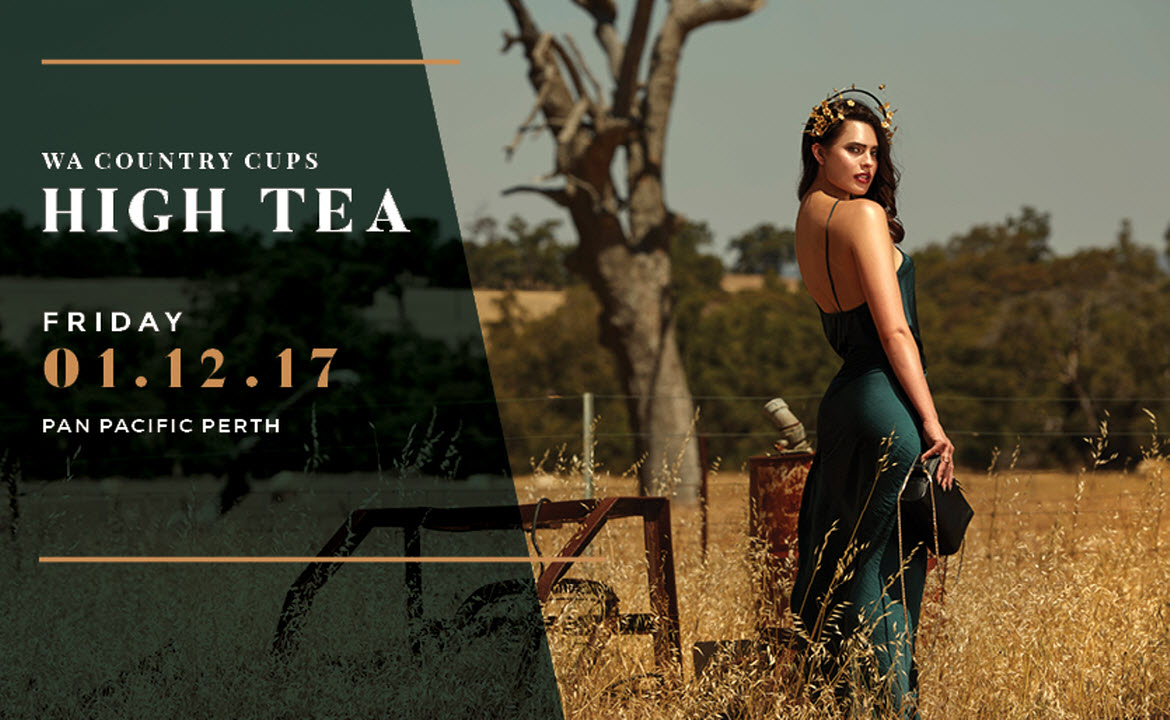High Tea Event Page