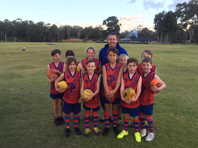 Mount Helena Junior Football Club awarded Community TAB Sports Grant thumbnail