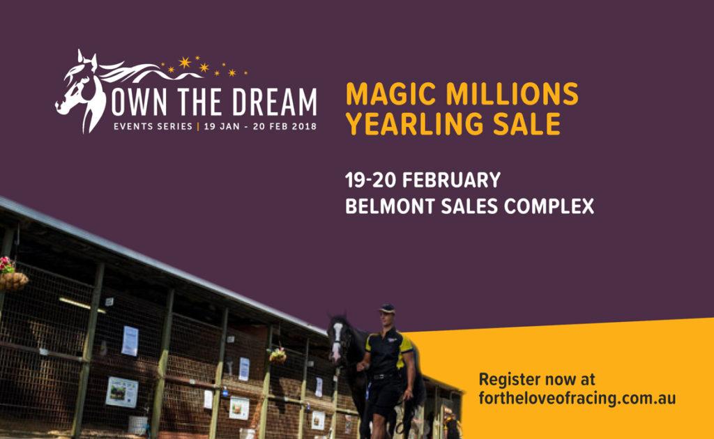 Magic Millions Perth Yearling Sale – Day 1 thumbnail