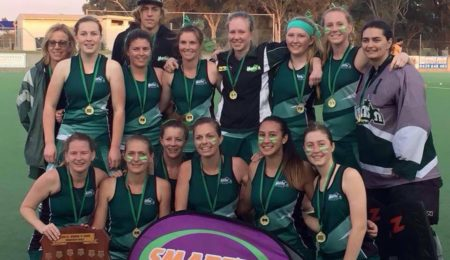Murchison Hockey Club awarded Community TAB Sports Grant thumbnail