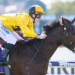 Massimo Leads Durrant's Belmont Charge