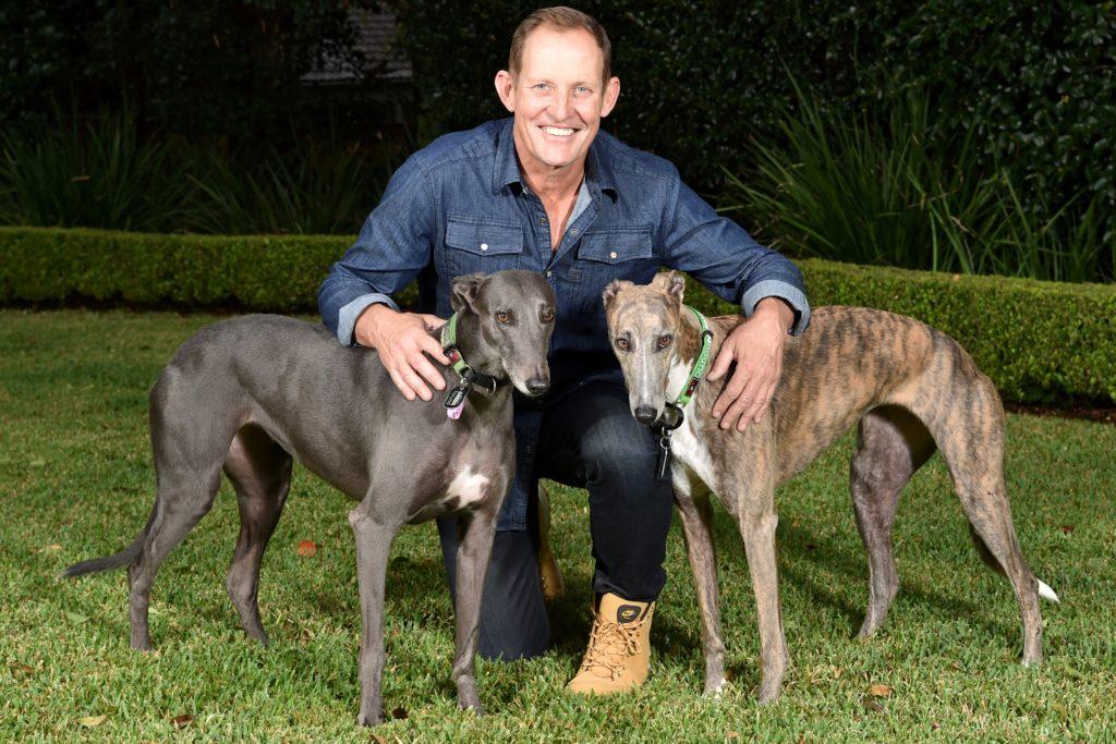 Todd McKenney Gets Behind Greyhounds at the Perth Royal Show thumbnail
