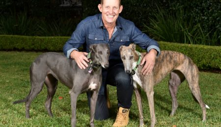 Todd McKenney Gets Behind Greyhounds at the Perth Royal Show thumbnail