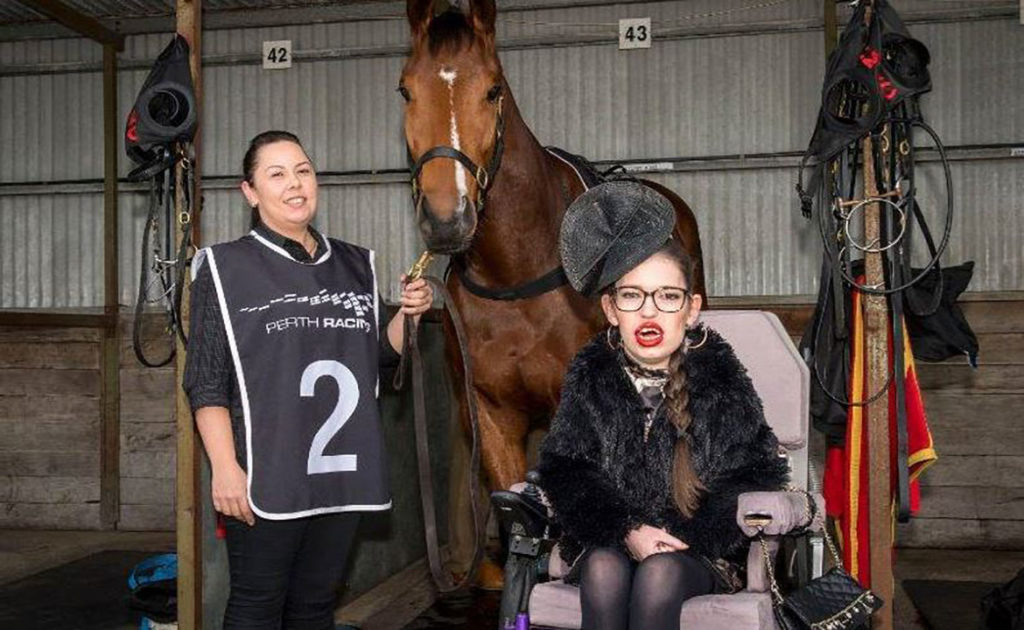 Muscular Dystrophy WA fundraiser receives extra boost from Community TAB thumbnail
