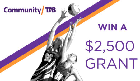 Community TAB Grassroots Netball Hero Grant thumbnail