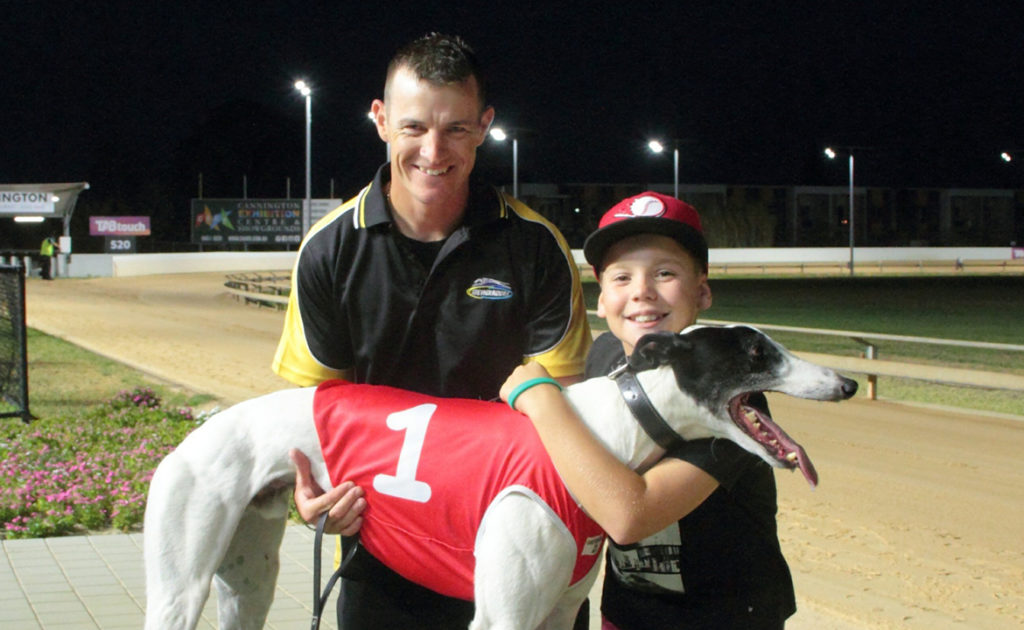 Patriot Set To Fly The Flag For Stuart In Stayers Series thumbnail