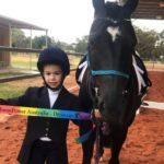 HorsePower Orange Grove Participant receives Community TAB Scholarship thumbnail