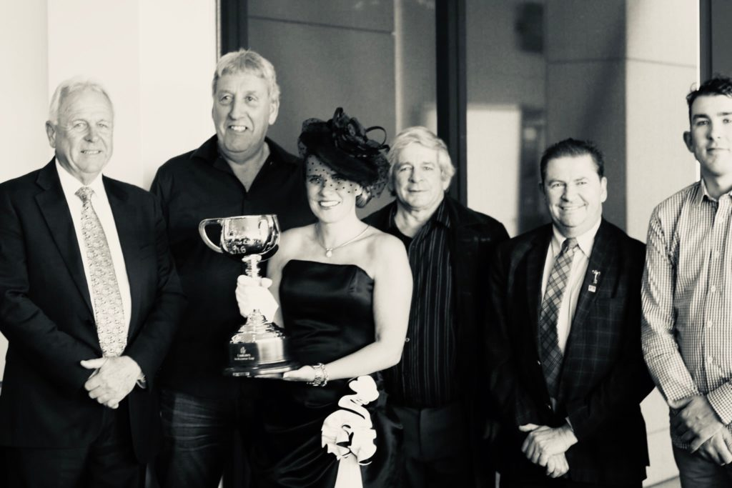 Julie Doble – A decade of dedication to harness racing thumbnail