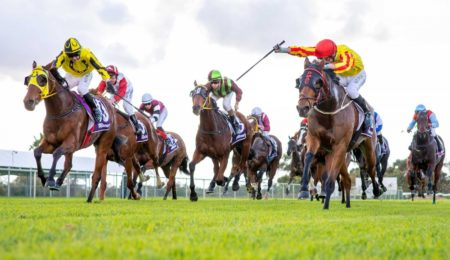 Top Jockey Hopes To Cap Stellar Week With Fuhrer In Aquanita Stakes. thumbnail