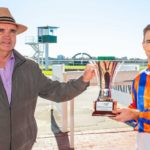 Parnham Sends Out Belmont Oaks Warning thumbnail