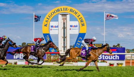 Kalgoorlie Boulder Racing Club and Community TAB to fundraise for Goldfields Variety Children's Charity thumbnail