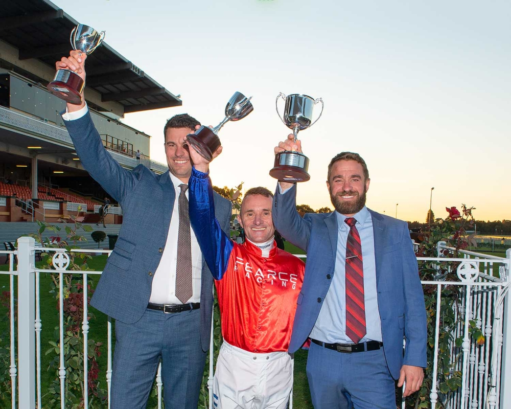 Jaded Hall Delighted To Be Back On Vital Silver thumbnail