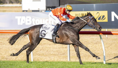 Dance Music Earns A Shot At Railway Stakes thumbnail