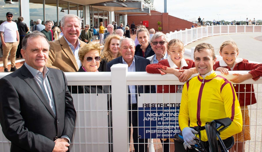 Indian Pacific On Track For Winterbottom Stakes thumbnail