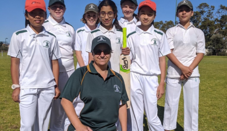 Leschenault Cricket Club awarded Community TAB Sports Grant thumbnail