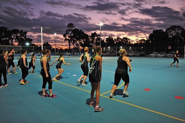 Scorpions Netball Club awarded Community TAB Sports Grant thumbnail