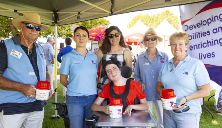 Bunbury Turf Club and Community TAB to fundraise for Riding for the Disabled South West thumbnail