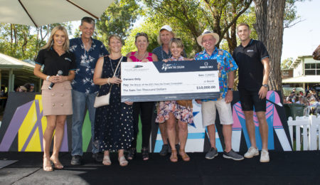 Team 'Showusdmoney' Wins Racehorse Ownership Dream thumbnail