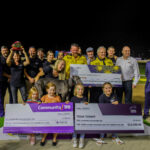 $20,000 Donated to Bushfire Volunteers WA thanks to WA Greyhound Tommy Shelby thumbnail