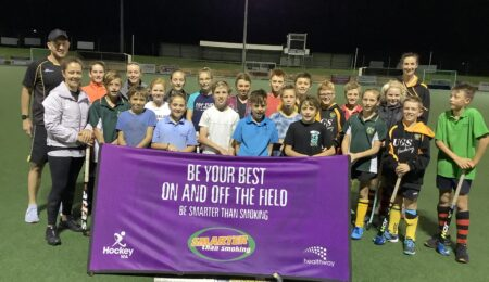Upper Great Southern Hockey Association Awarded Community TAB Sports Grant thumbnail