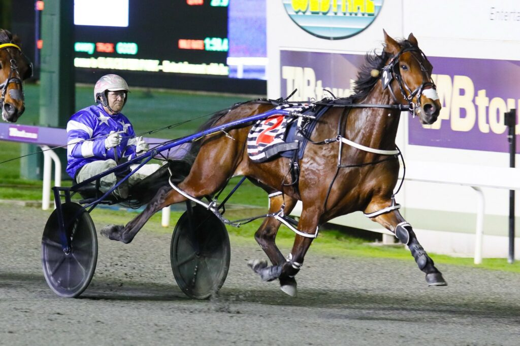 Draw Sets Up Open Breeders Stakes thumbnail