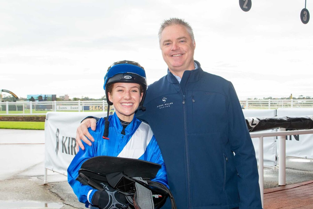 Apprentice Holly Watson Scores First City Win thumbnail