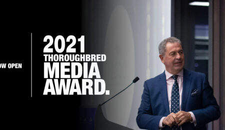 Nominations open for the 2021 Thoroughbred Media Award thumbnail