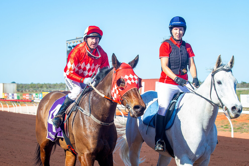 Haddon A Thorn To Broome Sprint Rivals thumbnail