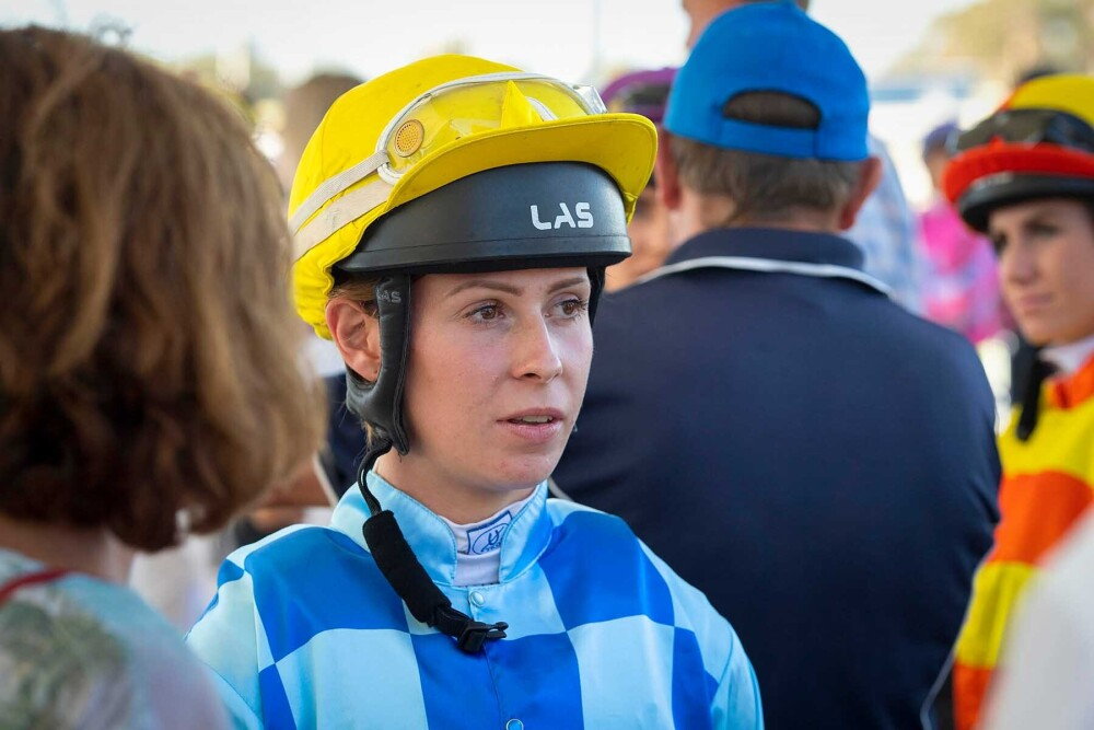 Apprentice Thrilled To Accept First Listed Ride thumbnail
