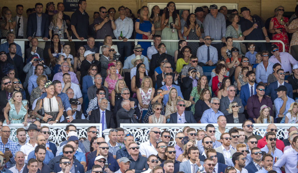 Riches to win at first Westspeed Platinum Race Day thumbnail